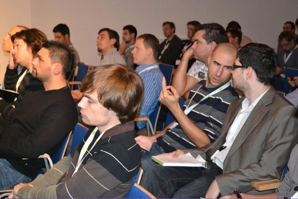 Z Affiliate konference - zdroj: affilak.cz