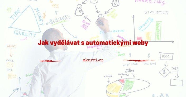 Automatické weby